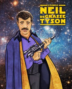 Neil deGrasse Tyson Lando Calrissian