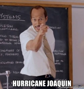 Key and Peele Substitute Teacher Hurricane Joaquin