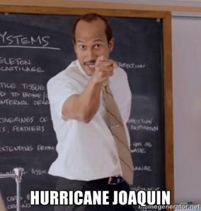 Key and Peele Substitute Teacher Hurricane Joaquin