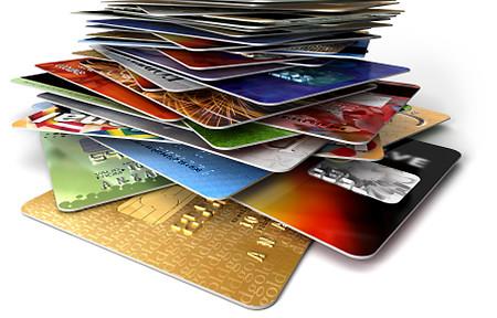 credit-card-pile