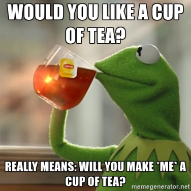 kermit-tea
